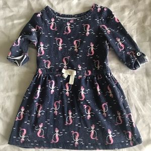 Girls mermaid Cherokee dress size 2t